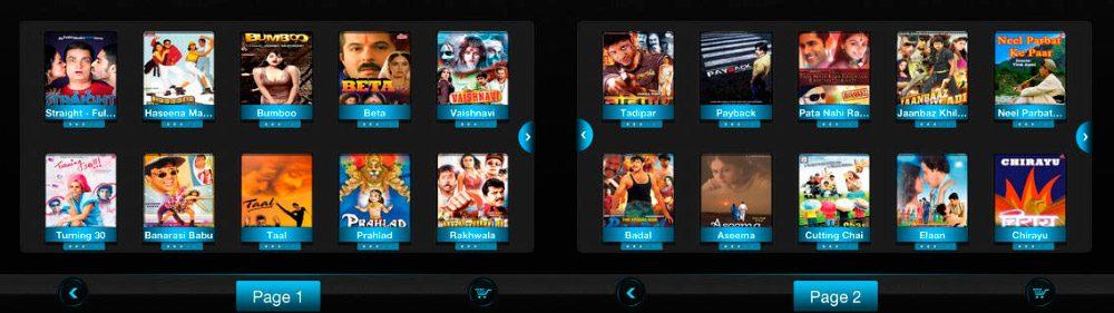 Aplicación para ver películas Películas Online