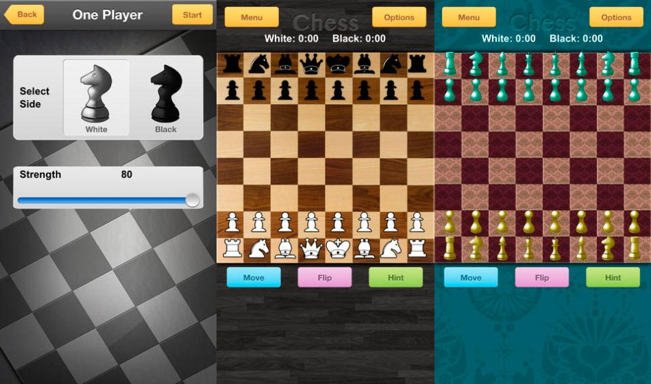 Chess Master iPhone