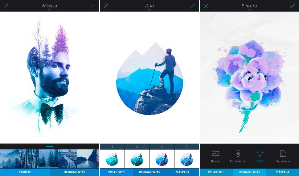 Las 10 mejores apps para editar fotos con iphone y ipad for App para disenar muebles ipad