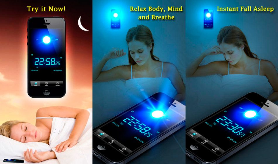 Instant Sleep iPhone