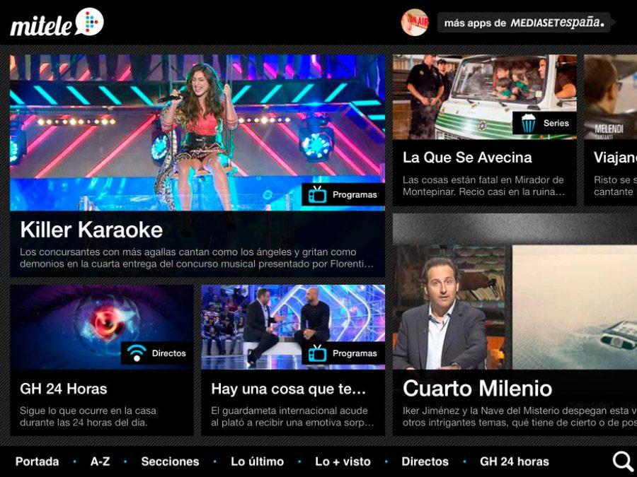 Mitele Web & TV :: Imágenes y fotos