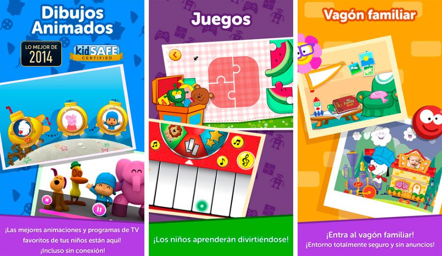 PlayKids para iPhone