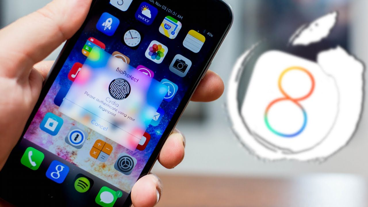 Tutorial para hacer Jailbreak al iPhone 6