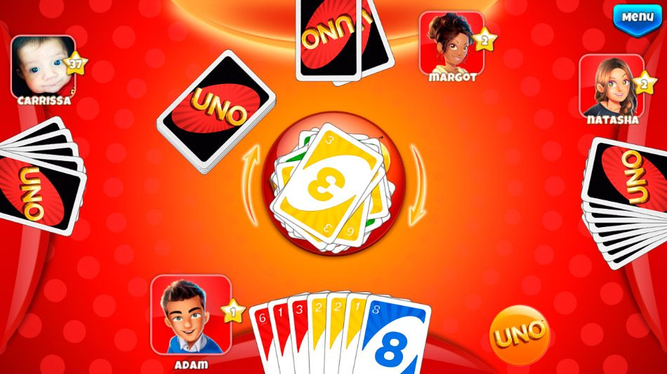 Uno & Friends iOS