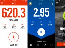 Nike+ Running iPhone