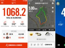 Nike+ Running para iPhone y iPad