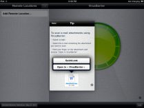 Virus Barrier iOS