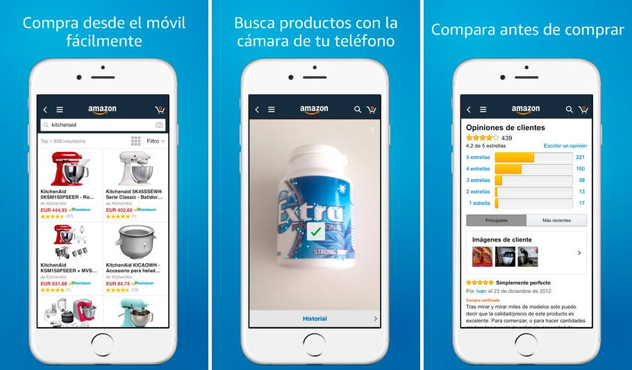 Amazon para iPhone