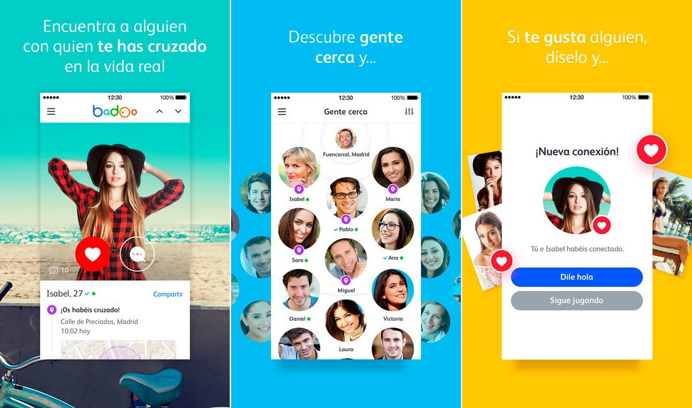 Badoo en iPhone y iPad