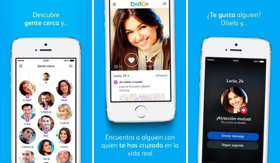 aplicaciones para conocer gente iphone