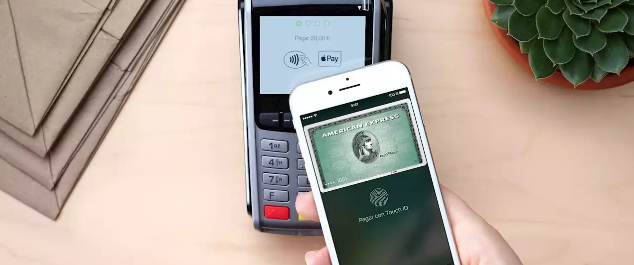 Guía de uso Apple Pay