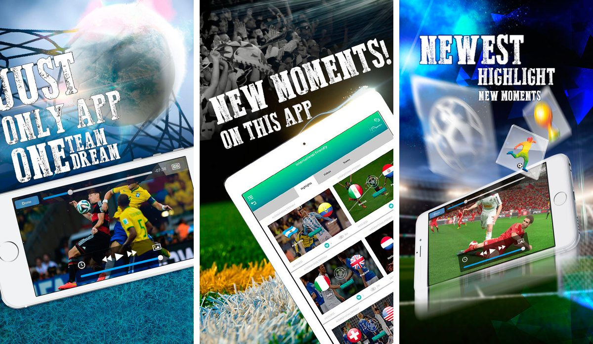 Live Sopcast Football en iPhone y iPad
