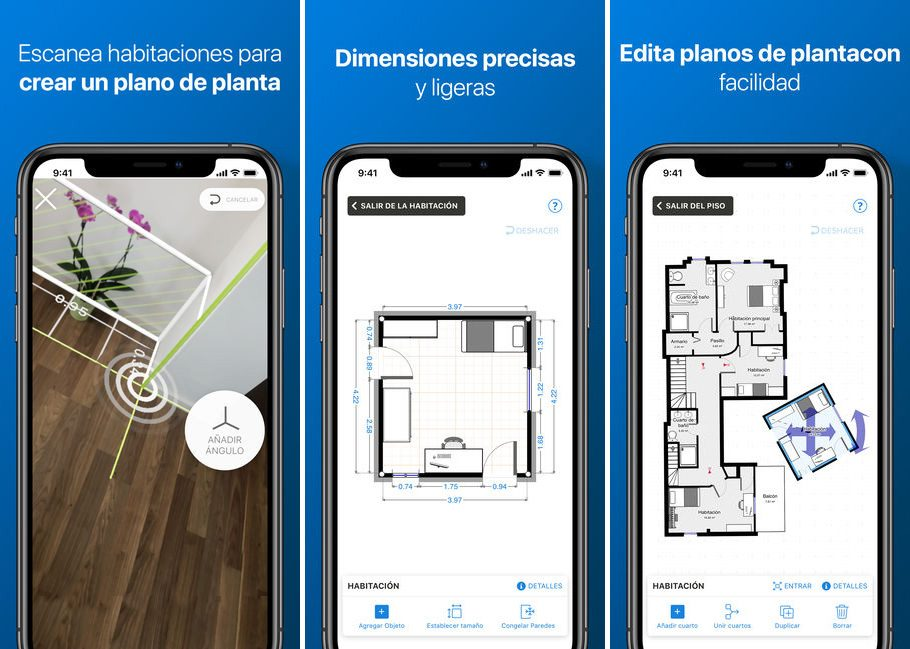Magic Plan para iPhone