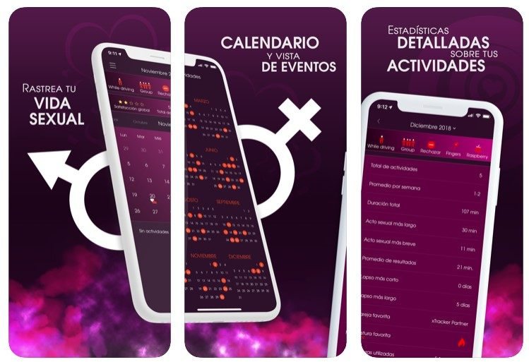 Sex Calendar para iPhone