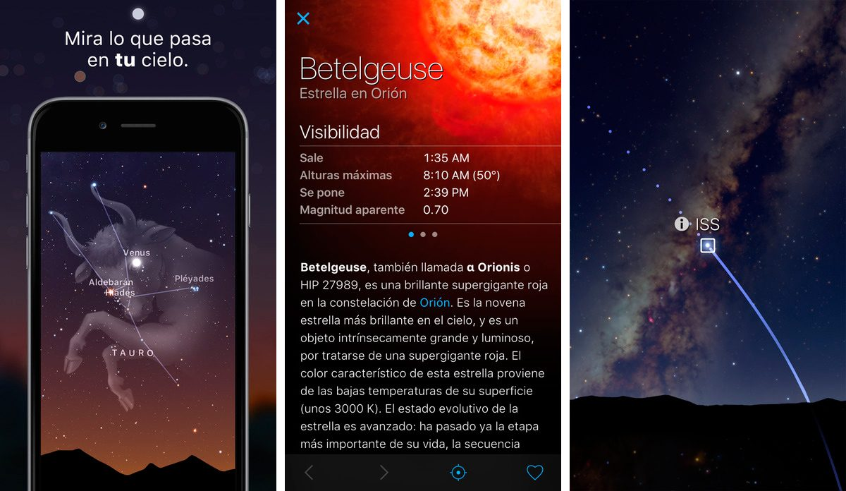 Sky Guide para iPhone 5