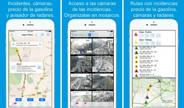 Trafico no para iPhone