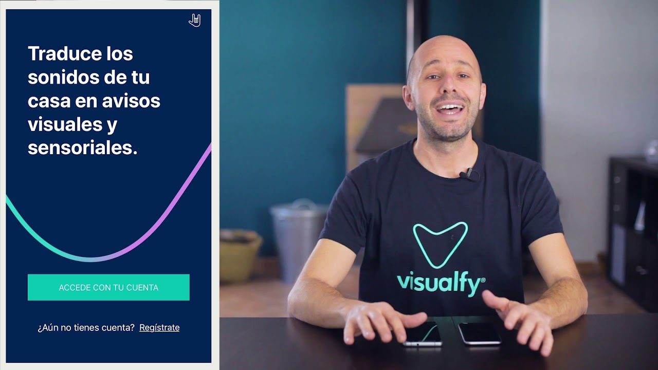 Visualfy para iphone