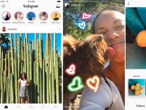 Aplicaciones para iPhone 7: Instagram