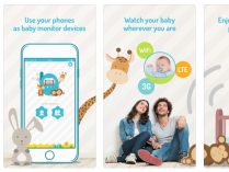 Baby Monitor Video Nanny Cam