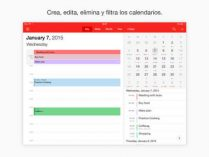 Calendario para iPhone y iPad CalenMob Pro