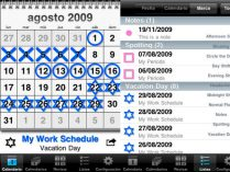 Calendario para iPhone y iPad colorCal+