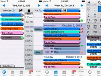 Calendario para iPhone y iPad Task and Cal