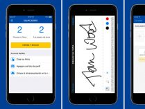 DocuSign para iPhone