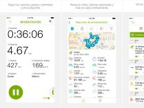 Endomondo para iPhone y iPad