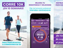 Entrenamiento 10 km para iPhone y iPad