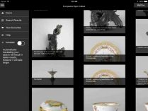 Europeana Open Culture para iPhone y iPad