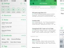 Evernote para iPhone