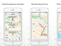 GPS TRACKER para iPhone