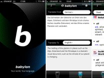 iBabylon para iPhone y iPad