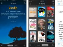 Kindle para iPhone 6 Plus