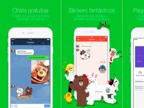 Line en iPhone y iPad