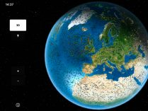 MeteoEarth para Apple TV