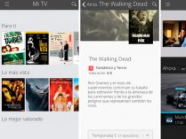 Movistar TV, aplicación de televisión para iPhone/iPad