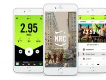 Nike Running app iPhone