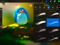Procreate para iPhone y iPad