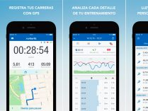 Runtastic para iPhone y iPad