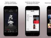 Slacker Radio para iPhone