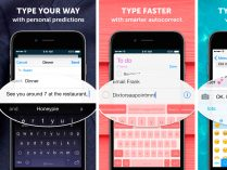 SwiftKey Keyboard para iPhone 5