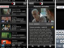 TV3, app de televisión para iPhone