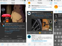 Tweetbot 3, app para Twitter en iPhone/iPad