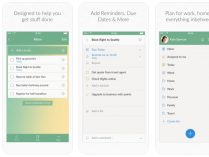 Wunderlist para iPhone y iPad