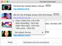 YouTube Download for Mac